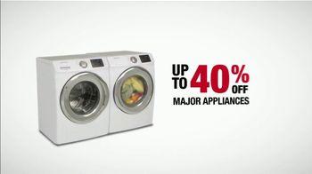 The Home Depot Labor Day Savings TV Spot, 'More: Samsung Laundry Pair' - Thumbnail 8