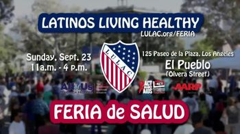 League of United Latin American Citizens TV Spot, 'Lations Living Healthy' - Thumbnail 10