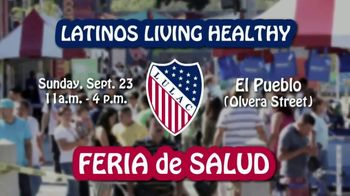 League of United Latin American Citizens TV Spot, 'Lations Living Healthy' - Thumbnail 2