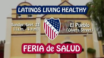 League of United Latin American Citizens TV Spot, 'Lations Living Healthy'