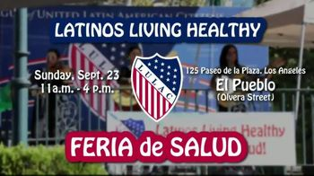 League of United Latin American Citizens TV Spot, 'Lations Living Healthy' - Thumbnail 9