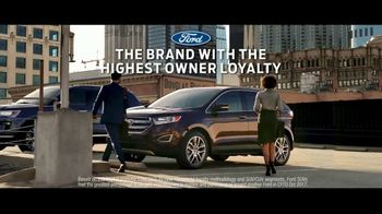 Ford SUV Season TV Spot, 'On Your Own' [T2] - Thumbnail 1