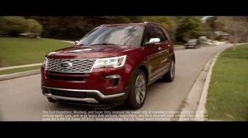 Ford SUV Season TV Spot, 'On Your Own' [T2] - Thumbnail 6