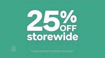 Ashley HomeStore One Day Sale TV Spot, 'Huge Savings on Saturday' - Thumbnail 3