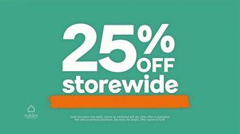 Ashley HomeStore One Day Sale TV Spot, 'Huge Savings on Saturday' - Thumbnail 4
