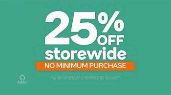 Ashley HomeStore One Day Sale TV Spot, 'Huge Savings on Saturday' - Thumbnail 5