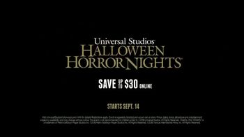 Universal Studios Halloween Horror Nights TV Spot, 'True Fear' - Thumbnail 10