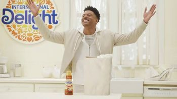 International Delight Pumpkin Pie Spice TV Spot, 'What's Inside?'