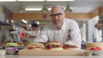 Arby's 2 for $6 Gyros TV Spot, 'Breakdown' Featuring H. Jon Benjamin - Thumbnail 2