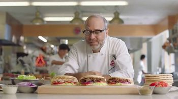 Arby's 2 for $6 Gyros TV Spot, 'Breakdown' Featuring H. Jon Benjamin - Thumbnail 4