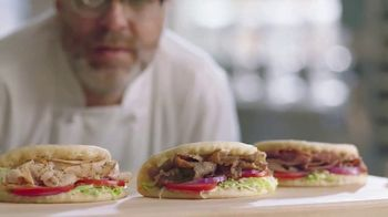 Arby's 2 for $6 Gyros TV Spot, 'Breakdown' Featuring H. Jon Benjamin - Thumbnail 6