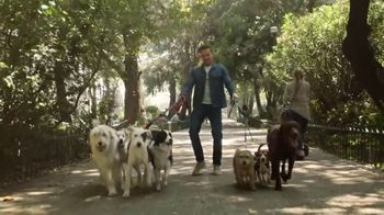 Lee Extreme Motion Jeans TV Spot, 'Dog Walker'