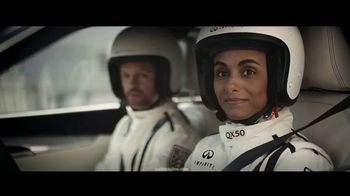 2019 Infiniti QX50 TV Spot, 'Can't Beat Them' [T1] - 2494 commercial airings