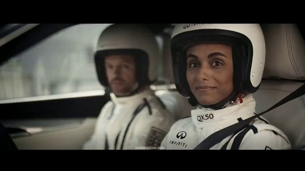 2019 Infiniti QX50 TV Commercial, 'Can't Beat Them' [T1]