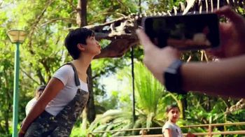 Walt Disney World TV Spot, 'Best Day Ever: Animal Kingdom' - Thumbnail 4