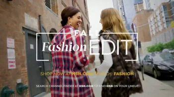 Home Shopping Network TV Spot, 'Fall Fashion Edit' Song by Harlin James - Thumbnail 10