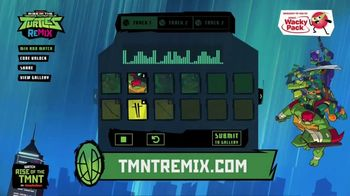 Sonic Wacky Pack TV Spot, 'Teenage Mutant Ninja Turtles Remix' - Thumbnail 9