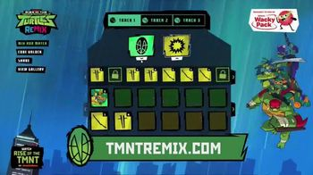 Sonic Wacky Pack TV Spot, 'Teenage Mutant Ninja Turtles Remix' - Thumbnail 7