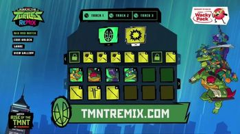 Sonic Wacky Pack TV Spot, 'Teenage Mutant Ninja Turtles Remix' - Thumbnail 8