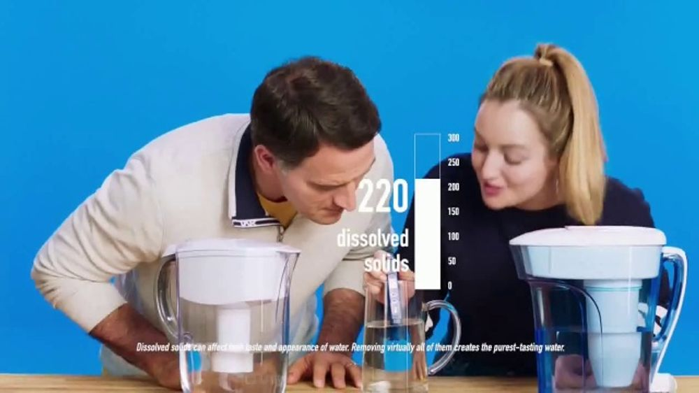 Zero Water Tv Commercial Removes Dissolved Solids For