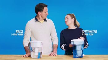 Zero Water TV Spot, 'Removes Dissolved Solids for the Purest Tasting Water' - Thumbnail 4