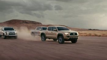 Toyota Tacoma TV Spot, 'Tough as Chuck' Featuring Chuck Norris [T1] - Thumbnail 10