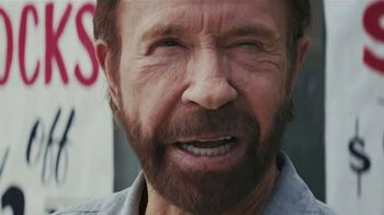 Toyota Tacoma TV Spot, \'Tough as Chuck\' Featuring Chuck Norris [T1]