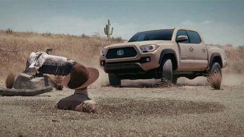 Toyota Tacoma TV Spot, 'Tough as Chuck' Featuring Chuck Norris [T1] - Thumbnail 4