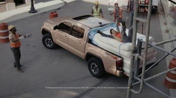 Toyota Tacoma TV Spot, 'Tough as Chuck' Featuring Chuck Norris [T1] - Thumbnail 6