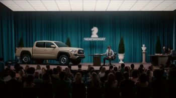 Toyota Tacoma TV Spot, 'Tough as Chuck' Featuring Chuck Norris [T1] - Thumbnail 7