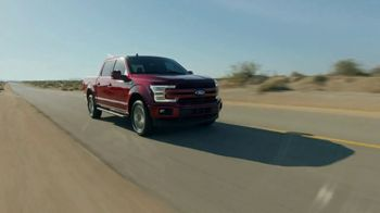 Ford F-150 TV Spot, 'Leading the Pack' [T1] - Thumbnail 1