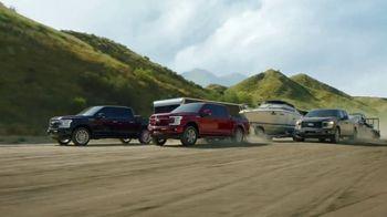 Ford F-150 TV Spot, 'Leading the Pack' [T1] - Thumbnail 4