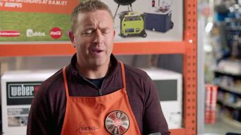 The Home Depot TV Spot, 'ESPN: Game Day: Weber Grill' Feat. Desmond Howard - Thumbnail 2