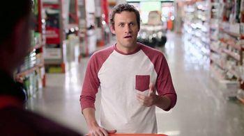 The Home Depot TV Spot, 'ESPN: Game Day: Weber Grill' Feat. Desmond Howard - Thumbnail 4