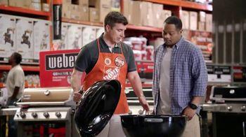 The Home Depot TV Spot, 'ESPN: Game Day: Weber Grill' Feat. Desmond Howard - Thumbnail 6