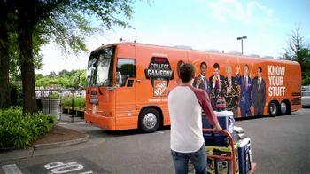 The Home Depot TV Spot, 'ESPN: Game Day: Weber Grill' Feat. Desmond Howard - Thumbnail 9