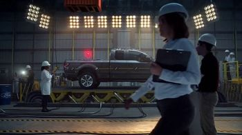 Ford F-150 TV Spot, 'Power Hungry' [T1] - Thumbnail 1