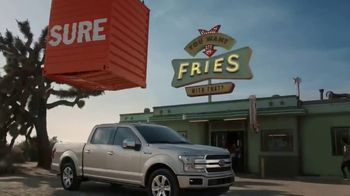 Ford F-150 TV Spot, 'Power Hungry' [T1] - Thumbnail 7