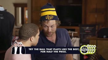 VICE Golf TV Spot, 'Unsolicited Advice: Middle Man' Featuring Erik Lang - Thumbnail 4