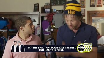VICE Golf TV Spot, 'Unsolicited Advice: Middle Man' Featuring Erik Lang - Thumbnail 5