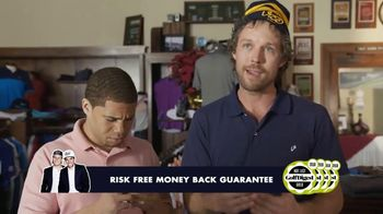VICE Golf TV Spot, 'Unsolicited Advice: Middle Man' Featuring Erik Lang - Thumbnail 7
