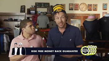 VICE Golf TV Spot, 'Unsolicited Advice: Middle Man' Featuring Erik Lang - Thumbnail 8