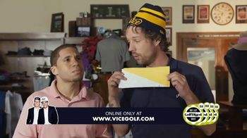 VICE Golf TV Spot, 'Unsolicited Advice: Middle Man' Featuring Erik Lang - Thumbnail 9