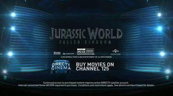 DIRECTV Cinema TV Spot, 'Jurassic World: Fallen Kingdom' - Thumbnail 10