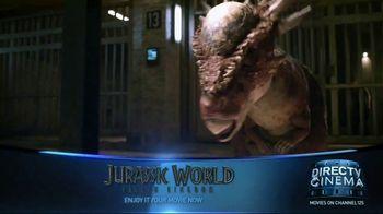 DIRECTV Cinema TV Spot, 'Jurassic World: Fallen Kingdom' - Thumbnail 2
