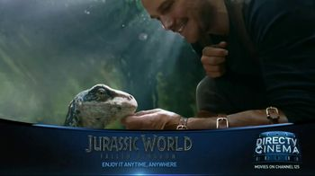 DIRECTV Cinema TV Spot, 'Jurassic World: Fallen Kingdom'