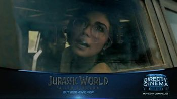 DIRECTV Cinema TV Spot, 'Jurassic World: Fallen Kingdom' - Thumbnail 7