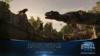DIRECTV Cinema TV Spot, 'Jurassic World: Fallen Kingdom' - Thumbnail 8