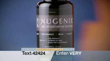 Nugenix TV Spot, 'Busier Than Ever' Featuring Frank Thomas - Thumbnail 5