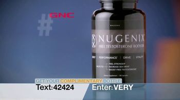 Nugenix TV Spot, 'Busier Than Ever' Featuring Frank Thomas - Thumbnail 7